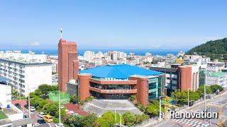 제주영락교회 교회마당 리노베이션(영상)