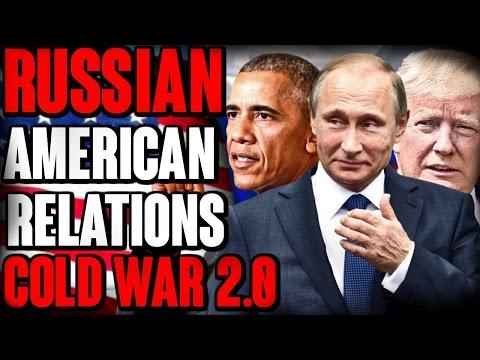 Russian American Relations Cold War 2.0 | The Millennial Revolt