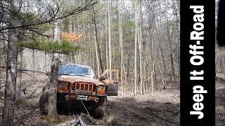 Jeep It Off-Road: Broken locker #6