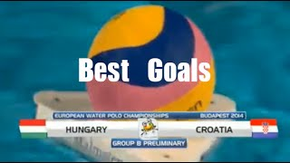 Waterpolo European Championship Best Goals