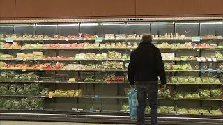 Eurozone inflation lower than expected