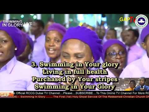 RCCG Special Hymn @ January 2019 HOLY GHOST SERVICE