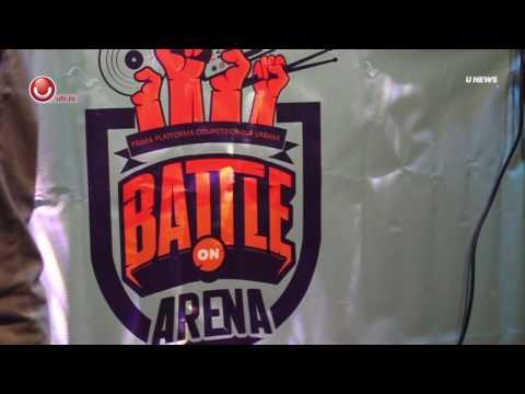 UNews: Battle On Arena - Beatmakers Edition @Utv 2017