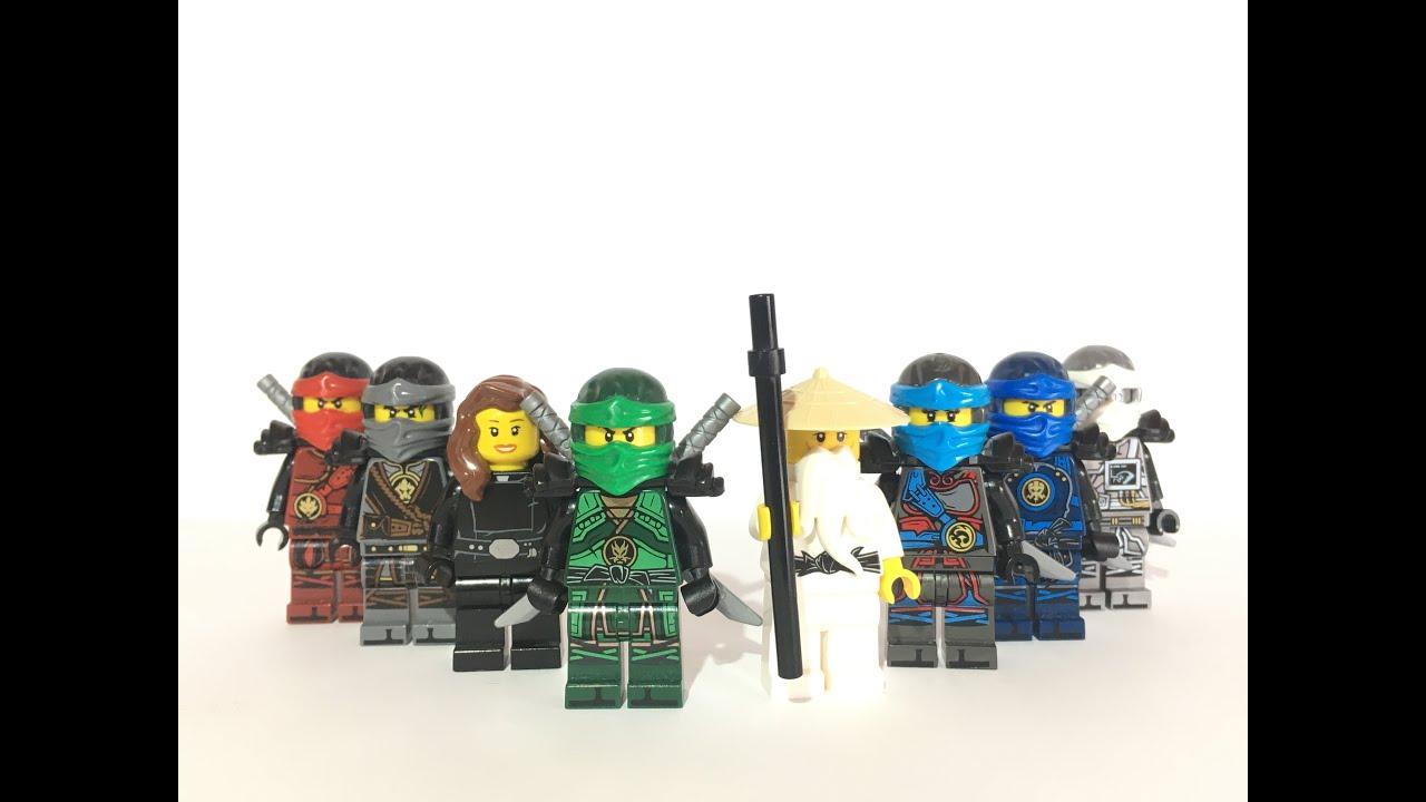 Lego Ninjago Film 5. évad 1 rész