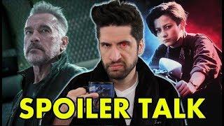 Terminator: Dark Fate - SPOILER Talk (What I HATE About It)