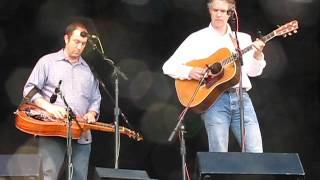 Ivan Rosenberg and Chris Jones | Tonight at the Ridge | CBAFDF 06-16-11