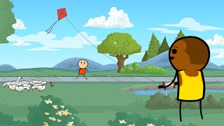 a nice day cyanide happiness shorts