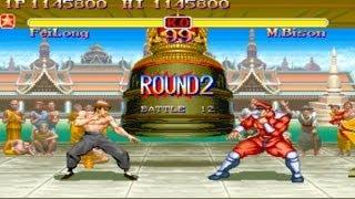 Super Street Fighter 2 arcade Fei Long Playthrough