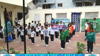 Independence Day Celebrations were held in Azad Kids School Rahul Colony Tolichowki Hyd - RUBY NEWS