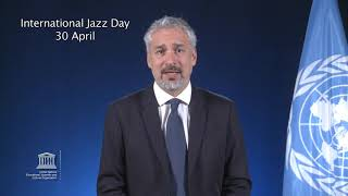 Mr Ernesto Ottone R., on the occasion of International Jazz Day – 30 April thumbnail