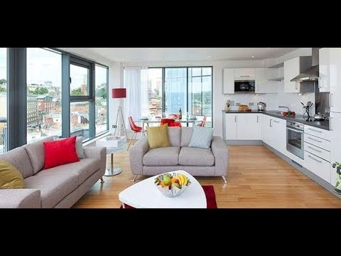 Saco Bristol Broad Quay Apartments Review Hd Video Kitchen Living Room Bed Bath