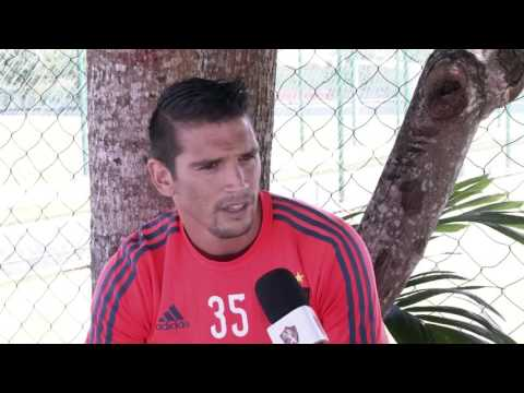 Entrevista exclusiva com Mark González - TV Sport no Premiere