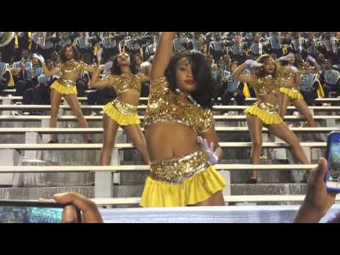 Southern University Dancing Dolls