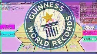 WORLD RECORD | Escape the iPhone X ROBLOX