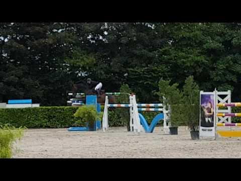 Rozo des Elies & Charlotte BAYLET - GP 130 - Angoulême 2016
