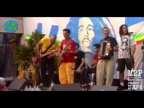 * Manu Chao * Radio Bemba Marseille 2002 Hommage à Depé