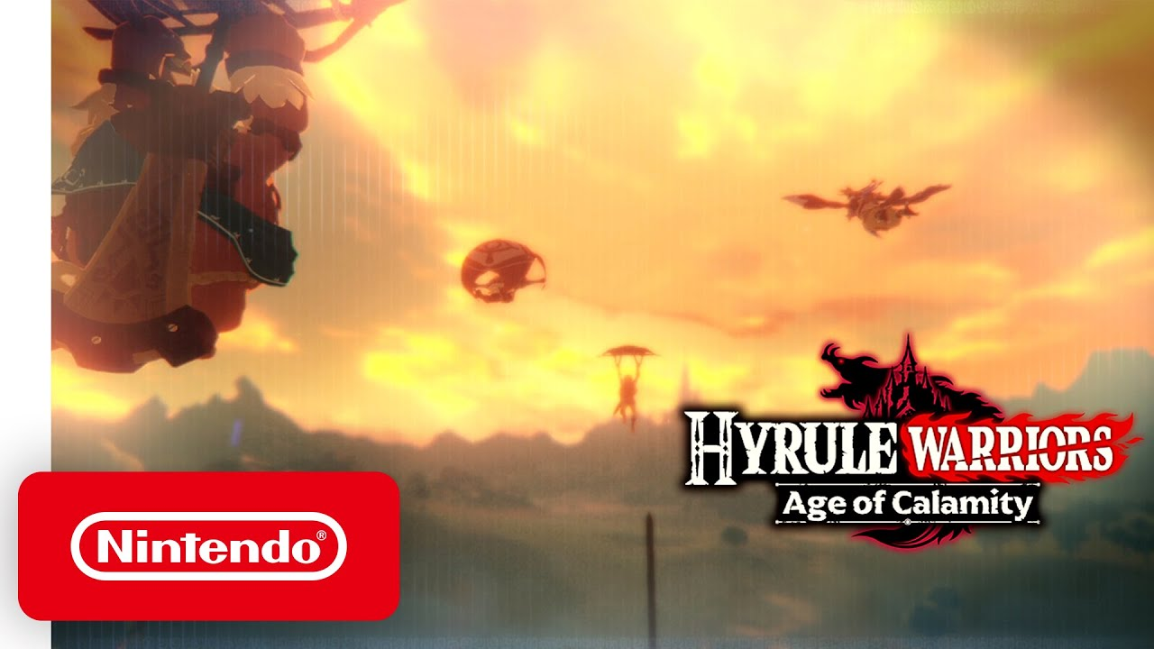 Nintendo divulga trailer de Hyrule Warriors: Age Of Calamity; assista