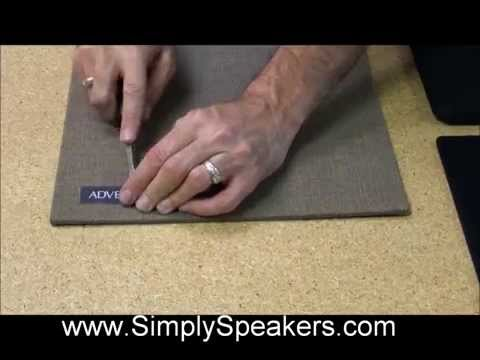 how-to-replace-speaker-grill-cloth-and-grille-fabric