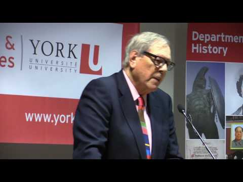Christopher Armstrong Reflects on Historian Ramsay Cook