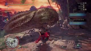 Tempered Deviljho Farmin | Monster Hunter World PS4 PRO