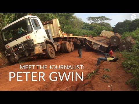 Meet the Journalist: Peter Gwin