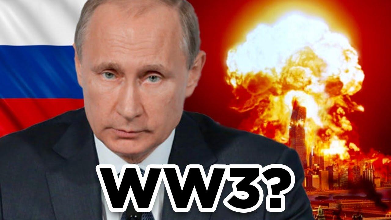 10 Ways Russia is Preparing For World War 3