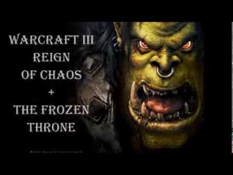 bol.com | Warcraft 3: Reign of Chaos + The Frozen Throne ...