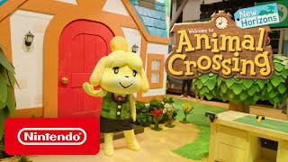 Animal Crossing: New Horizons Comes to Life!