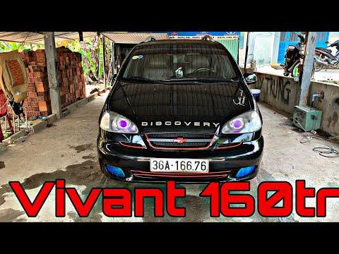 Chevorlet Vivant 2007 Siêu Chất Giá160tr LH 0935146262 - 0785883083