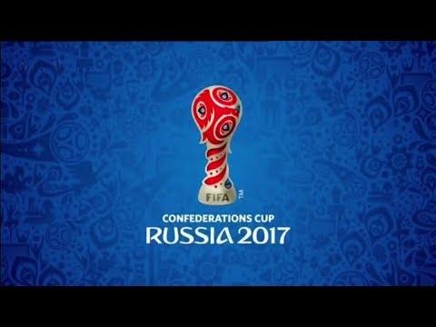 FIFA Confederations Cup Russia 2017 intro Gazprom & Wanda HD