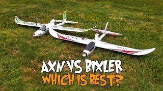 🛩️ AXN vs BIXLER - Which is best?