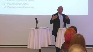 """""""Seelenleid wird sichtbar"""" - Teil 2 """"Berichte aus der """"Praxis"""" mit Dr. Wilhelm Tenner"""