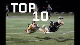 AUDL Top 10 Plays: 2017 Playoffs, First Round