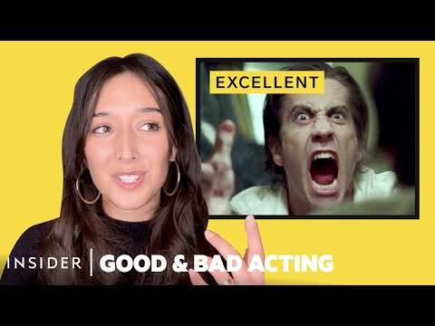 Pro Acting Coach Breaks Down 13 Rage Scenes | Good & Bad Acting