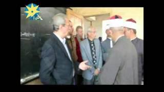 بالفيديو: محافظ المنيا لمسؤلي المعهد الأزهري اتقوا الله