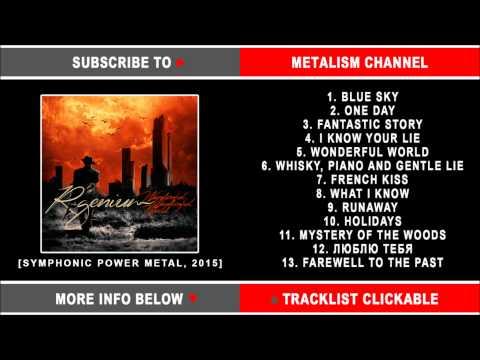 "R-GENIUM ""Wonderful Wonderful World"" Female Fronted Symphonic Power Metal (Full Album 2015)"