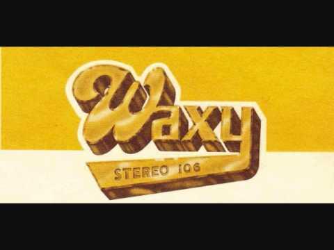 WAXY 105.9  Miami FL   Rick Shaw  Roby Yonge  Jim Dunlap 1978  .wmv