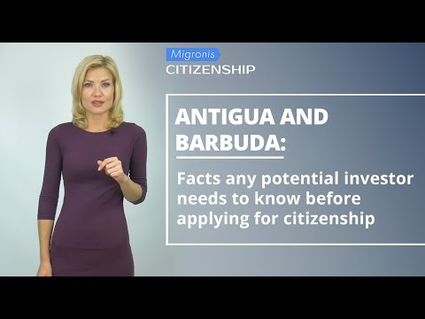 Antigua and Barbuda on the world map 👉 Tourism, attractions, how to get there, infrastructure