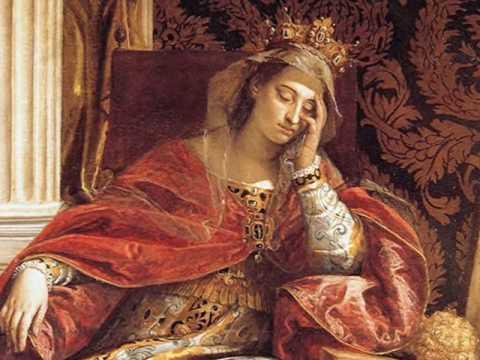 SANTA ELENA (Año 248) Pasajes de la historia (La rosa de los vientos)