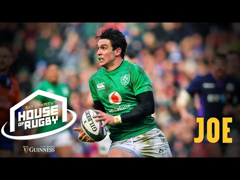 Big Joey Carbery interview - rugby heroes, beating the All Blacks on debut and Munster move