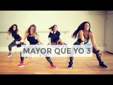 Mayor Que Yo 3,  Luny Tunes, Daddy Yankee, Wisin, Don Omar & Yandel  Carolina B