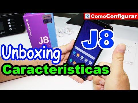 samsung-galaxy-j8-precio-colombia-unboxing-en-español-opiniones-características