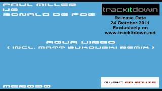 Paul Miller Vs Ronald de Foe - Aqua Virgo (7 Baltic & Daniel Meyer Remix)  [Music En Route]