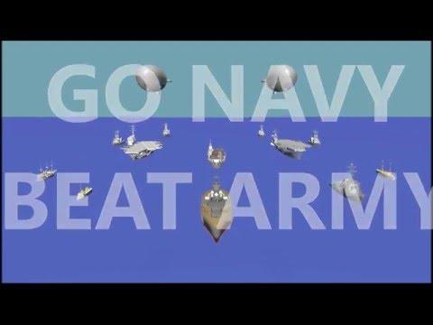 2015 Army Navy Spirit - Sailor