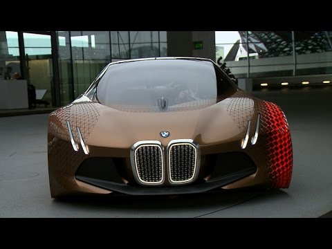 BMW Vision Next 100 - YouTube