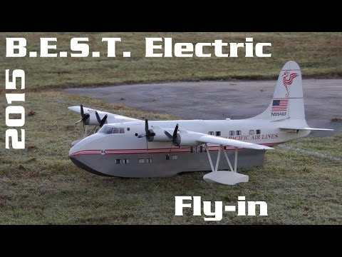 B.E.S.T. All Electric R/C Fly-in 2015