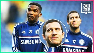 Samuel Eto'o's incredible prediction about Eden Hazard in 2014 | Oh My Goal
