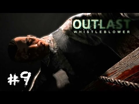 Outlast Whistleblower Disturbing