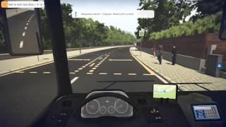 Bus Simulator 2016 Gameplay PC HD | MindYourGames