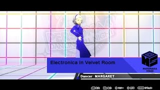 Persona 4: Dancing All Night (JP) - Electronica In Velvet Room (Video & Let